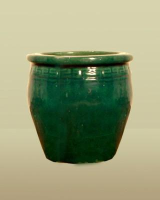 Green Decorative Planter for Sale