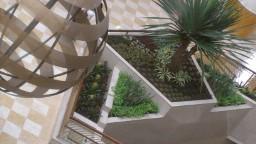 Large plant installation