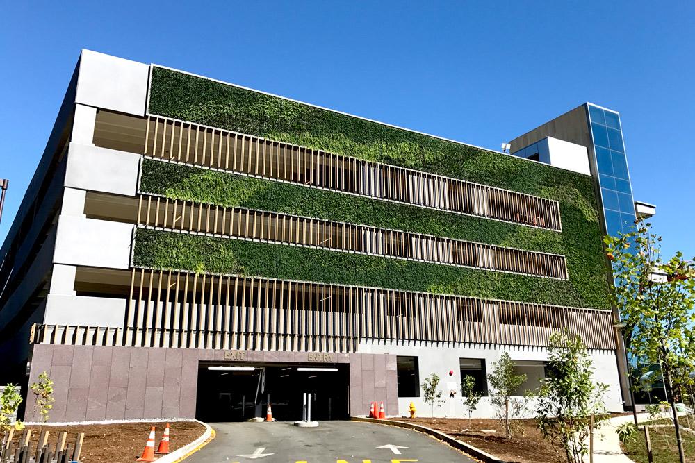 Indoor green walls interior floral design franchise at - Building a living wall ...